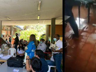 Atendieron la denuncia sobre el mal estado del colegio Corvide en San Antonio de Prado