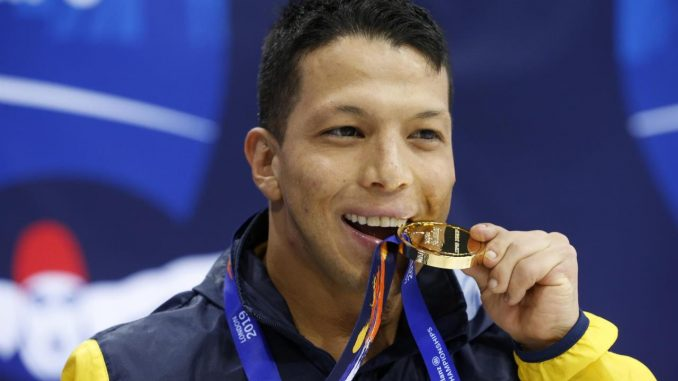 crispin oro paralimpicos