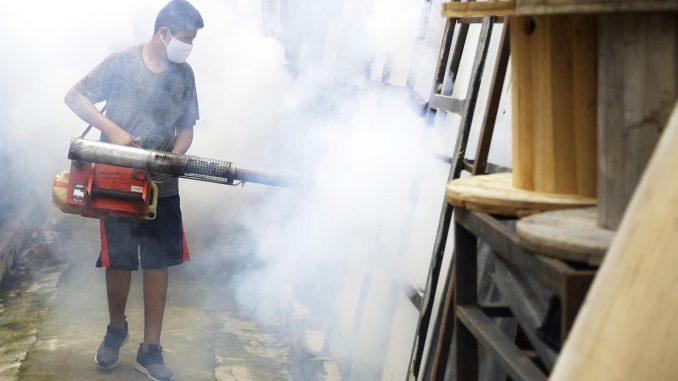 dengue america latina