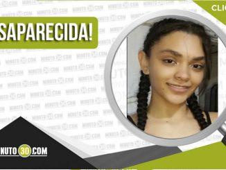 Paulina Cano Correa desaparecida
