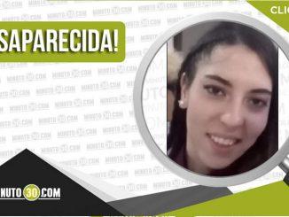 Sara Marulanda Calle desaparecida