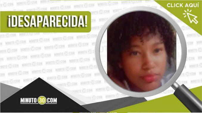 Elena Patricia Muñoz Pérez desaparecida