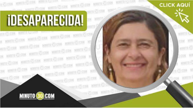 Ángela María Posada Posada desaparecida