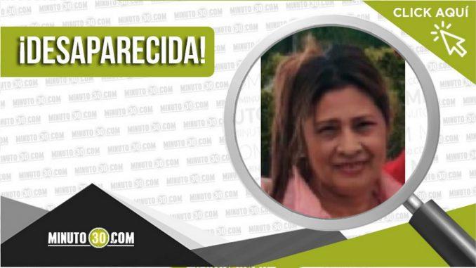 Marcela María Polo Argumedo desaparecida