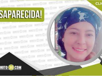 Érika Adileibi Castro Gelvis desaparecida