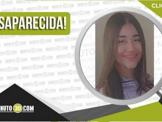 Isabel Valentina Hidalgo Rojo desaparecida