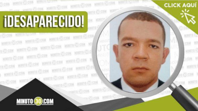 Jorge Ferney Lopera Pérez desaparecido