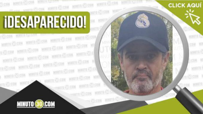 Jhony Alexander Aguirre Agudelo desaparecido