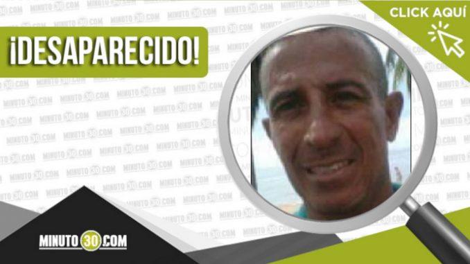 John Jairo Castañeda Valencia desaparecido