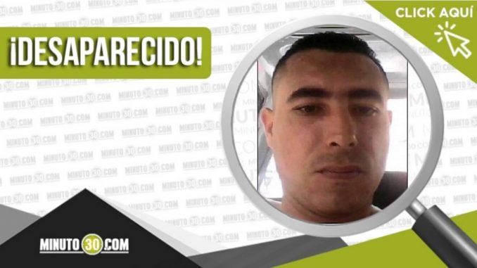 Wilfer Alonso Lopera Tangarife desaparecido