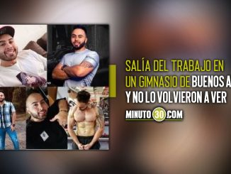 Sebastián Sánchez Muñoz está desaparecido desde ayer y lo están buscando