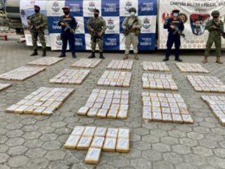 disidencias de las farc tras incautacion cocaina