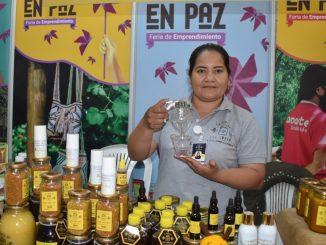 20 emprendedoras 'berracas' que participaron en la Feria de las Flores