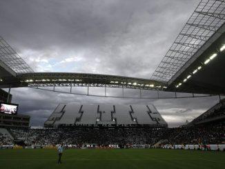 estadio Neo Química Arena de Sao Paulo