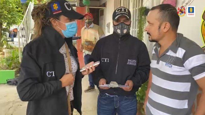 Capturaron al expolicía condenado por el asesinato del joven grafitero Diego Felipe Becerra