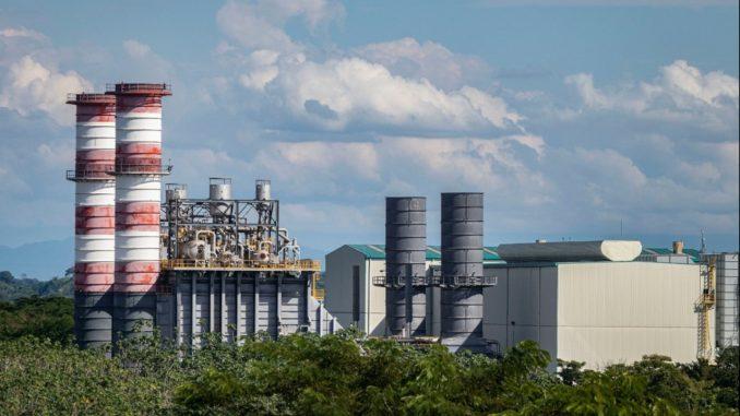 Un incendio se presentó en el cuarto de baterías de la Central Termoeléctrica La Sierra de EPM