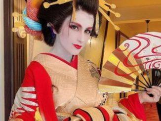 jessica cediel portada geisha