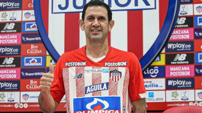 Ya le encontraron reemplazo a Luis Amaranto Perea en el Junior