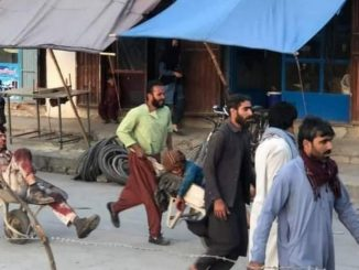 kabul explosion aeropuerto