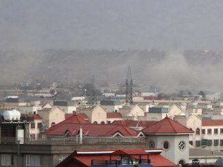 kabul explosiones