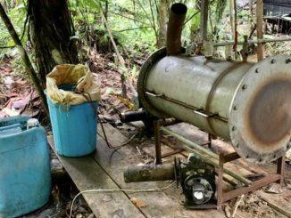 Destruyeron laboratorio de coca que les dejaba más de 13 millones de dólares a disidencias