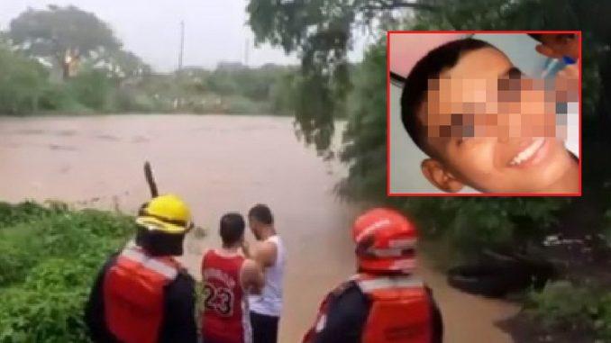 Encontraron muerto al niño que fue arrastrado por un río en Santa Marta