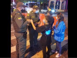 La Personería de Medellín encontró a varios niños vendiendo dulces en El Poblado