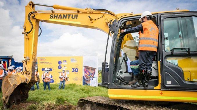 Iniciaron las obras del Patio Taller de la Primera Línea del Metro de Bogotá