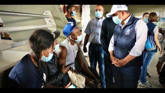 Migrante embarazada muere en un bus mientras viajaba de Pasto a Cali