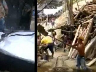 Tres mineros murieron por accidentes en dos socavones de Marmato, Caldas