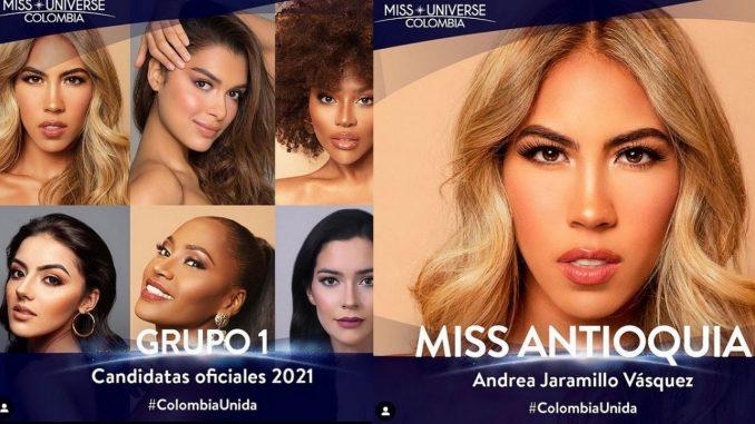 Ya puede votar para elegir a la próxima Miss Universe Colombia