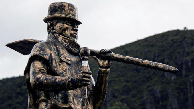 monumento indigena