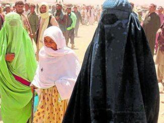 mujer asesinada talibanes 2021 Afganistan