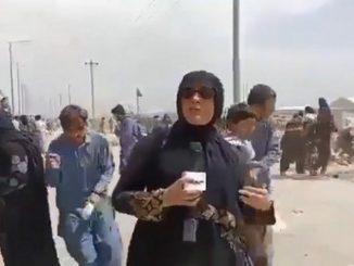 periodista afganistan kabul