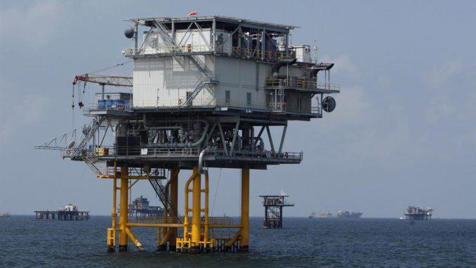 plataforma petroleo mexico