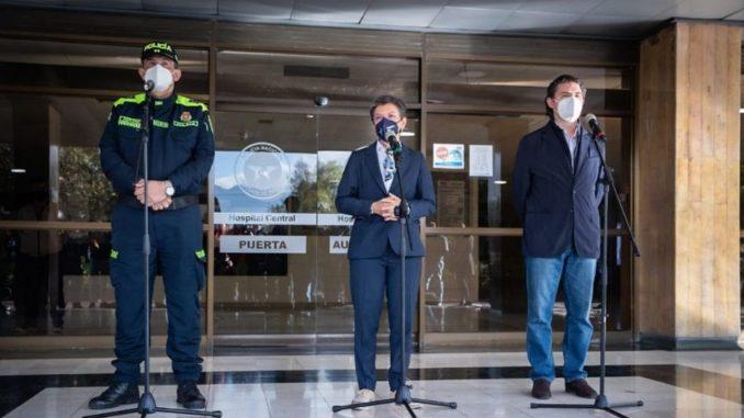 Llegará comando especial a Bogotá, 1.500 policías para reforzar la seguridad - Noticias de Colombia