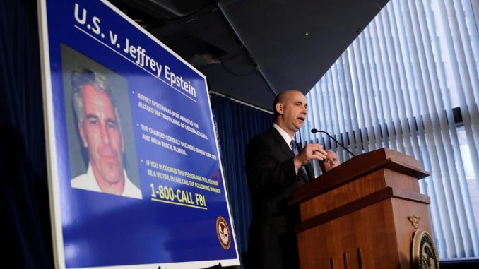 prision Jeffrey Epstein