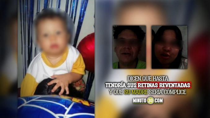 ¡Desgarrador! Denuncian que bebé habría muerto por brutal maltrato de su padre
