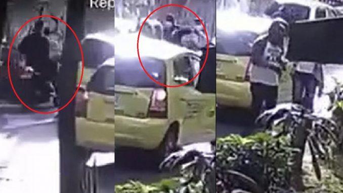Ladrones le robaron la moto a pareja por Buenos Aires