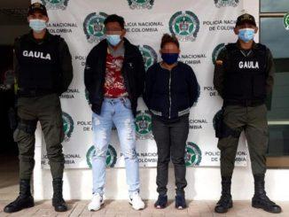 Estas 'bellezas' son acusados de secuestrar a un comerciante