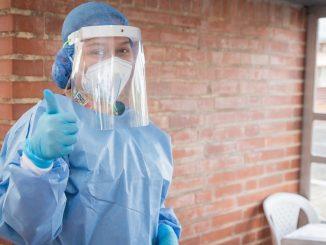 Llegan 80 mil vacunas de Sinovac a Bogotá para segundas dosis