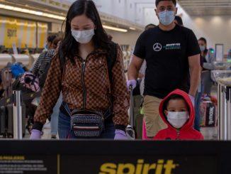 spirit cancela vuelos