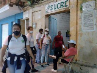 Toque de queda para los no vacunados contra el Covid en un municipio de Sucre