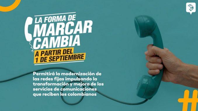 ¡No lo olvide! A partir de mañana cambia la marcación de telefonía en Colombia