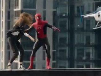 trailer spider man no way home 2021