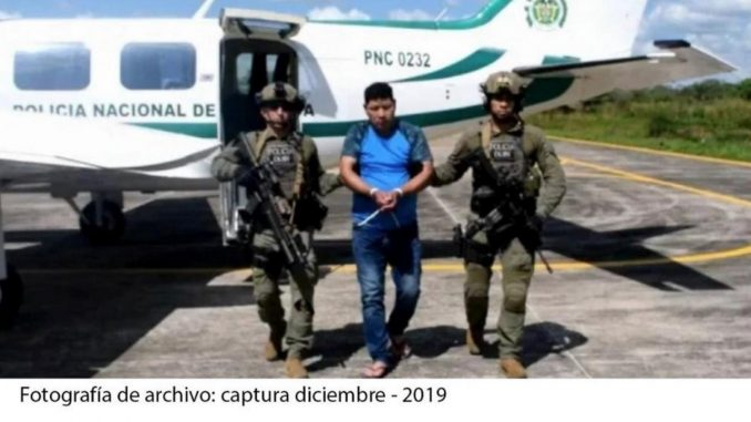 Condenado 'Tres Tiros' por atentado a exalcalde de Tame
