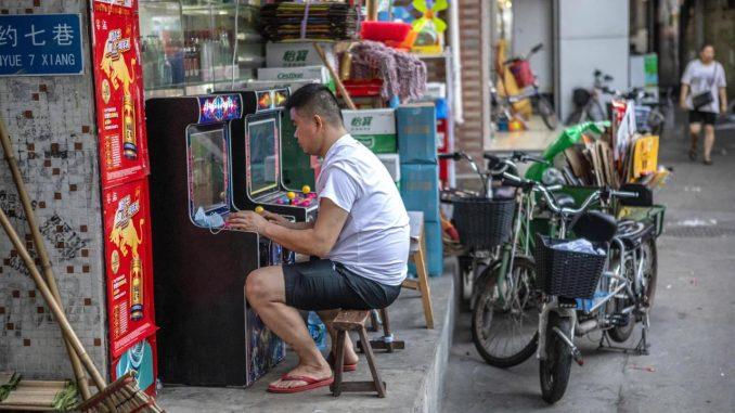 videojuegos china