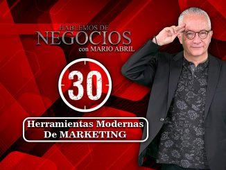 5 HERRAMIENTAS MODERNAS DE MARKETING nota