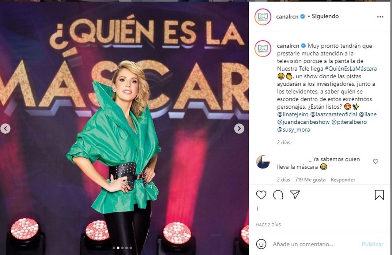 Alejandra Azcarate television colombiana