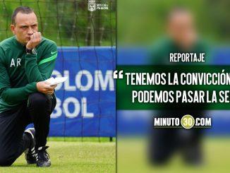 Alejandro Restrepo tiene la certeza de que Nacional hara valer la localia